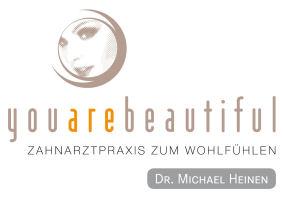 youarebeautiful – Zahnarztpraxis Dr. Michael Heinen Logo